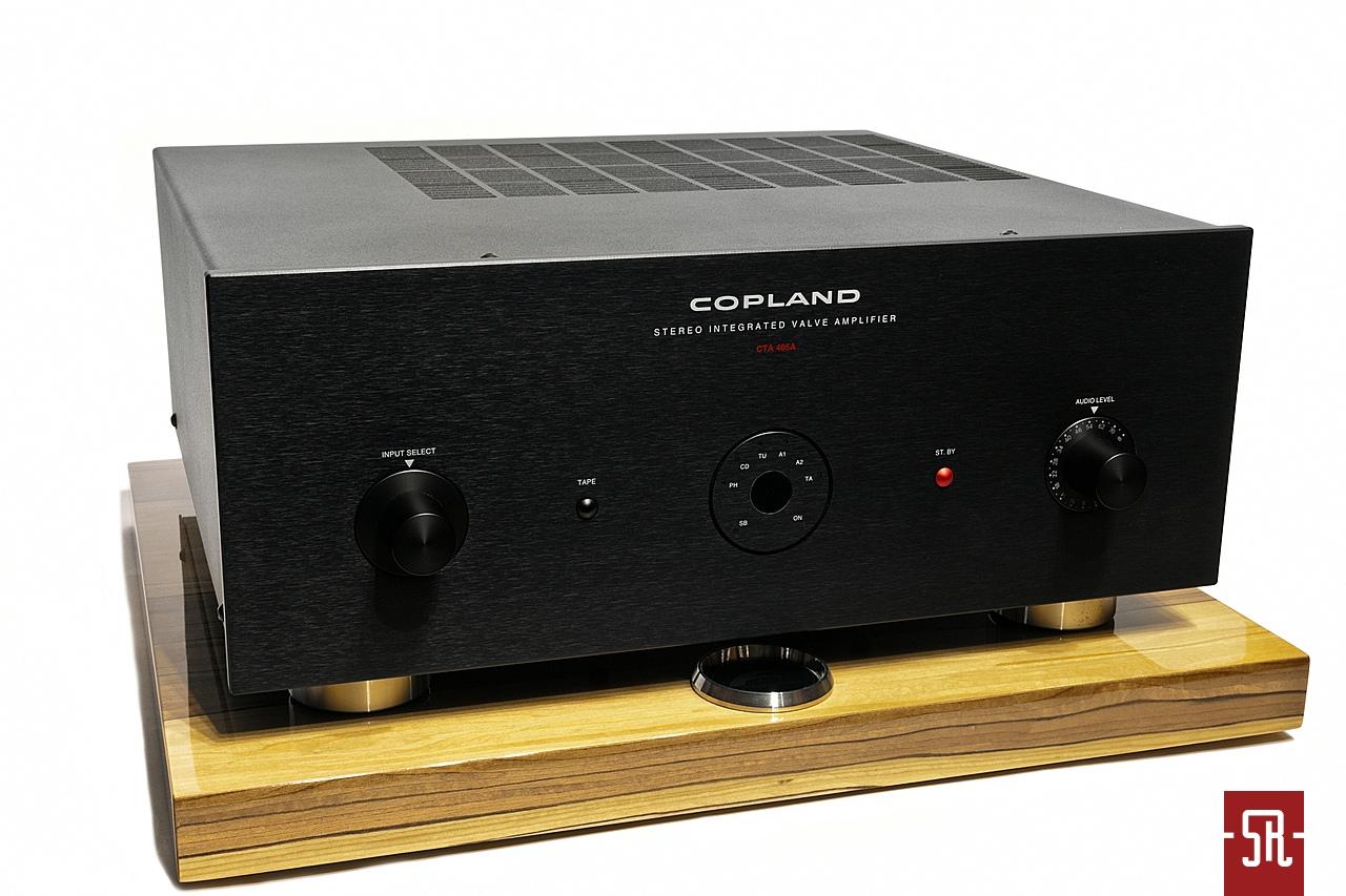 copland response Frequency response: 20hz-20khz +/-0,1db s/n ratio ( ihf-a curve ): better than 100db phase linearity: less than 0,2 (20hz-20khz) dynamic range: better than 100db thd: less than.