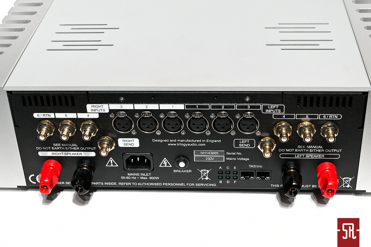 Trilogy 925 English Ver Soundrebels Amplifier Timer This Is One Of The Main Reasons That When I Had Chance Grabbed Integrated To Give It A Listen In My System