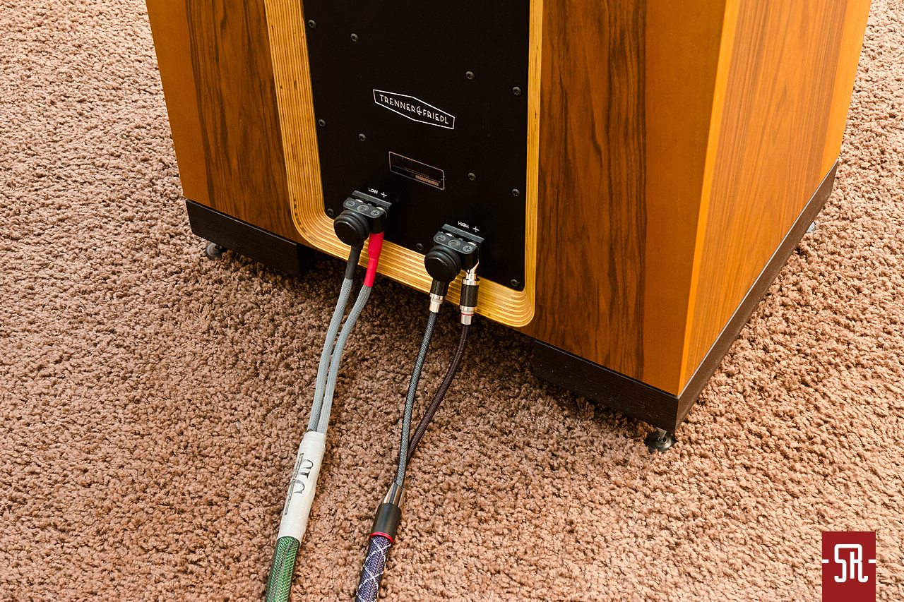 Furutech Nanoflux Speaker Cable English Ver Soundrebels There Was Nowhere To Hide Wires And Cables For My Electronics But Now Waiting Is Over The Are After Thorough Listening I Can Finally Share Observations With You