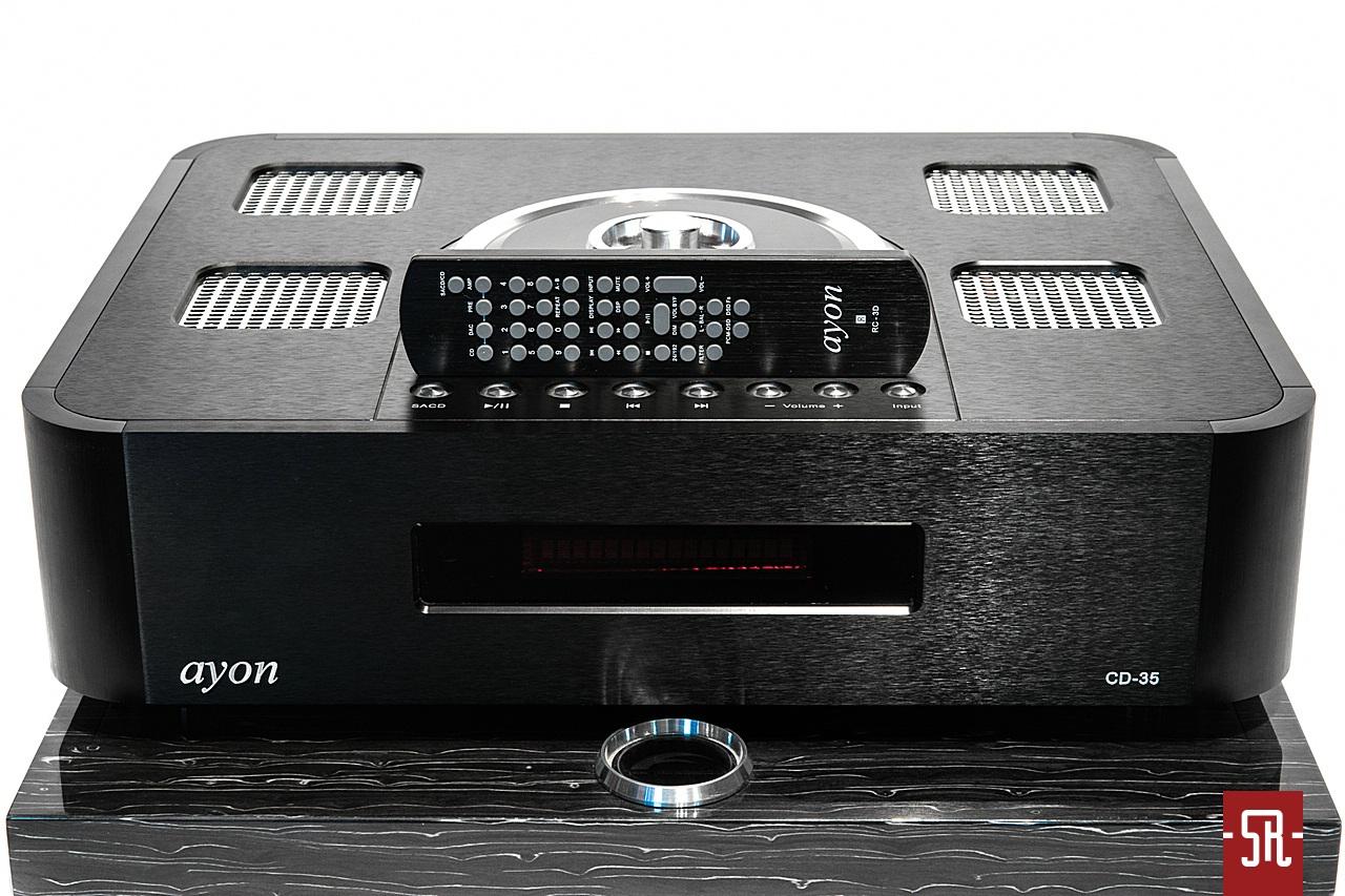 AYON CD-35 English ver  – Soundrebels