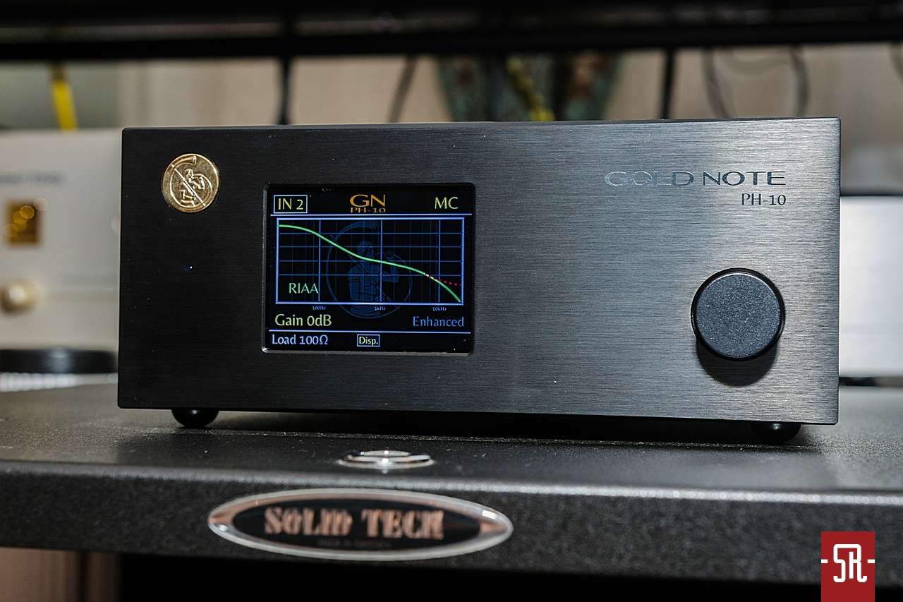 Gold Note Ph 10 English Ver Soundrebels Modular Phono Preamplifier The Tested Representative Of Amplification Signals A Cartridge Is Not Very Big But You Cannot Say That Constructors Were Trying